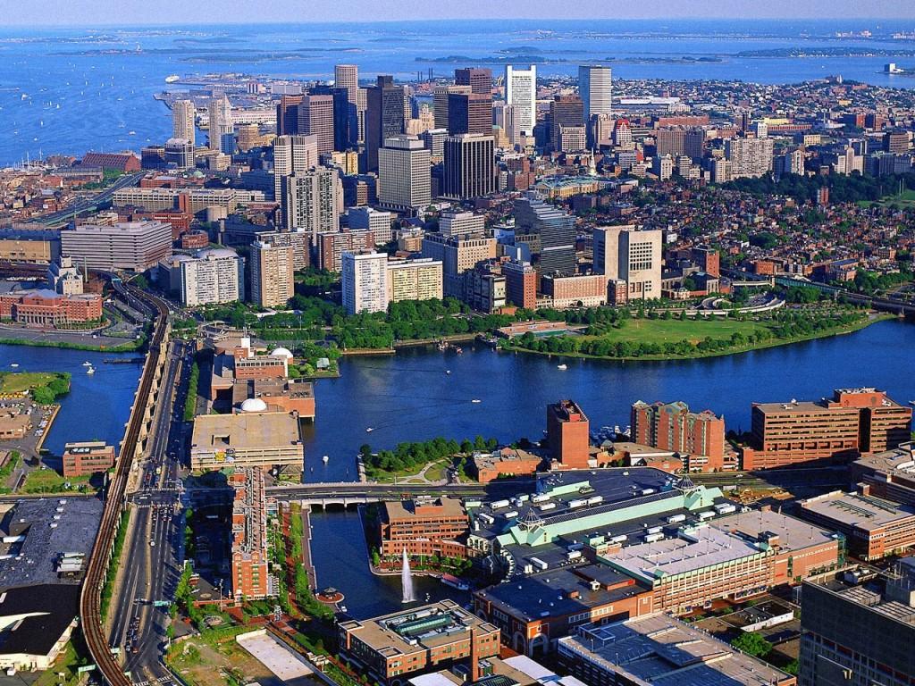 شهر هوشمند بوستون