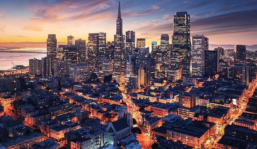 شهر هوشمند سان فرانسیسکو