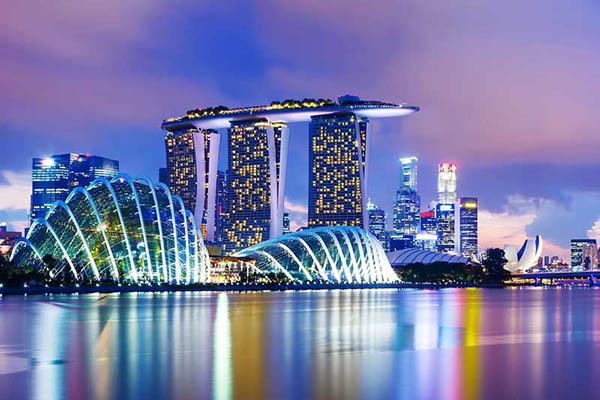 شهر هوشمند سنگاپور
