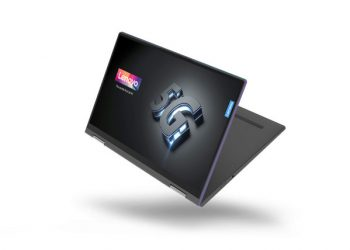 لنوو نخستین لپ تاپ 5G با طول عمر باتری برای تمام روز را عرضه میکند