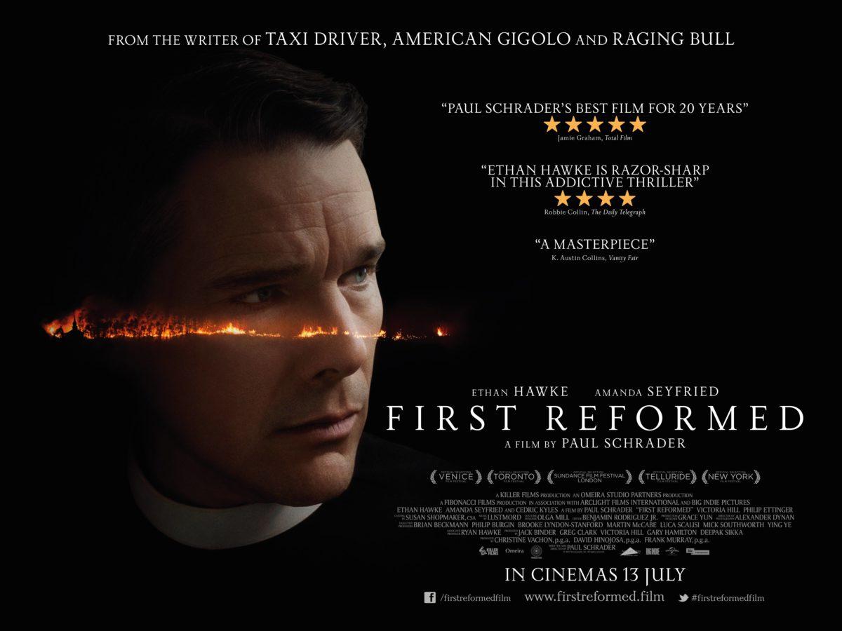 نخستین اصلاح شده «First Reformed»