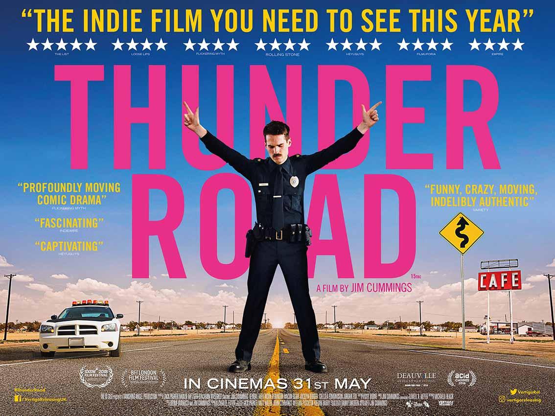 جاده آذرخش «thunder Road»