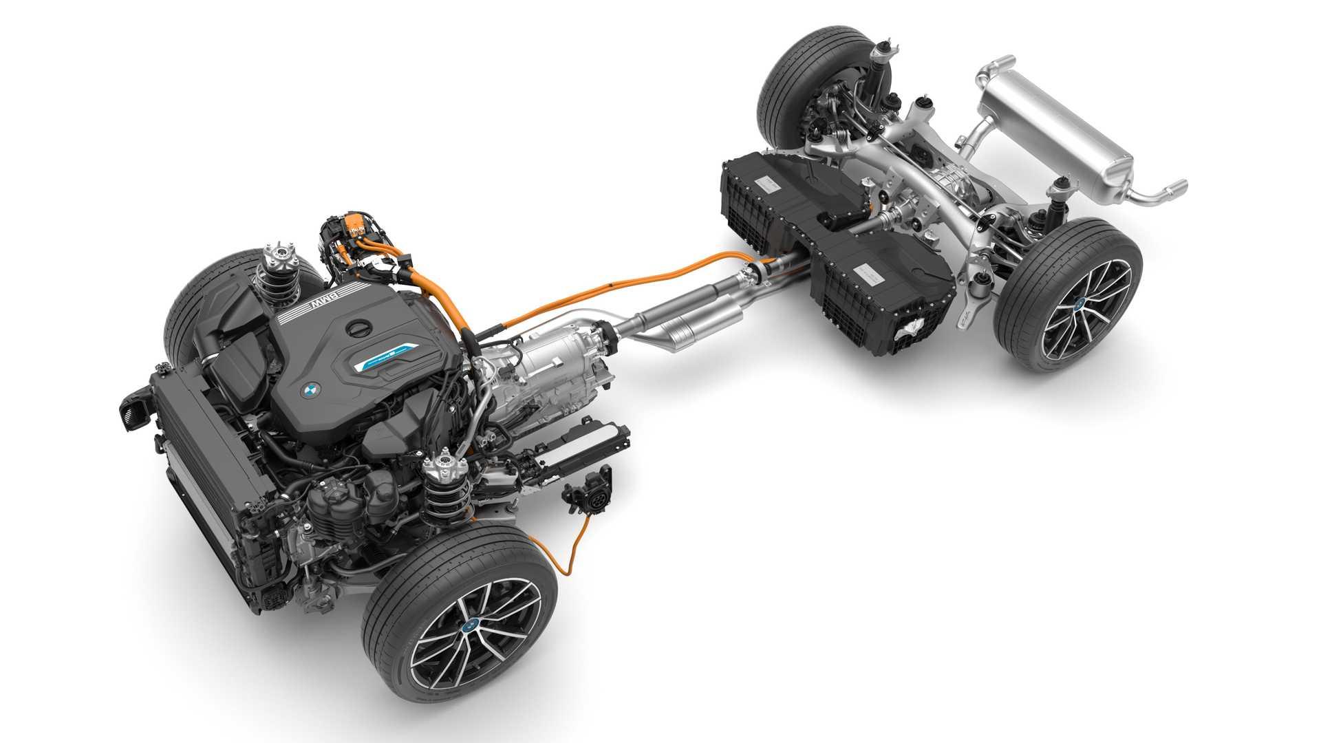 BMW 330e | بی ام و 330e