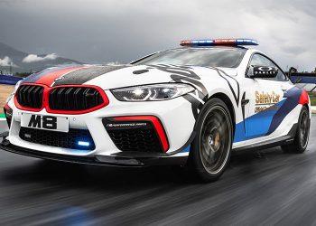 BMW M8 | خودرو ایمنی بی ام و M8