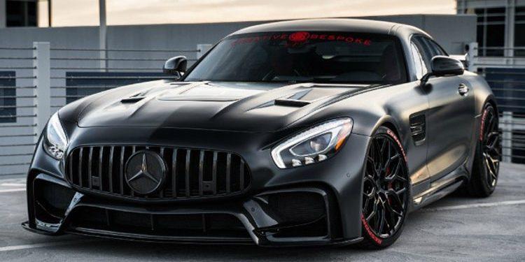 Mercedes-AMG GT S / مرسدس بنز