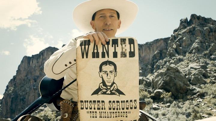 صنیف باستر اسکراگز « the ballad of buster scruggs»