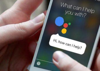 مکالمات دستیار صوتی گوگل
