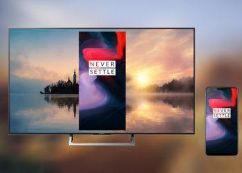 تلوزیون هوشمند وان پلاس