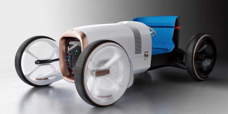 خودرو ویژن مرسدس سیمپلکس (Vision Mercedes Simplex)