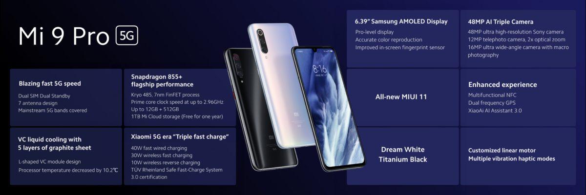 گوشی می 9 پرو 5G   چیکاو   گوشی هوشمند