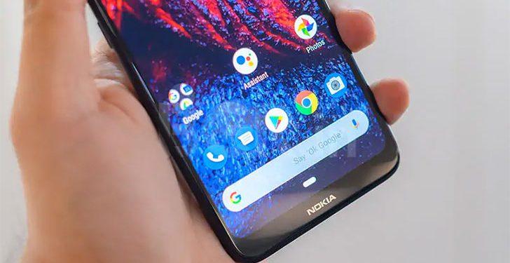 گوشی هوشمند نوکیا 8.2 5G | چیکاو