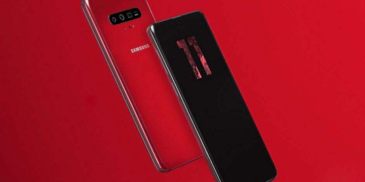 گوشی گلکسی S11 سامسونگ با نسبت تصویر 20:9 عرضه می شود | چیکاو