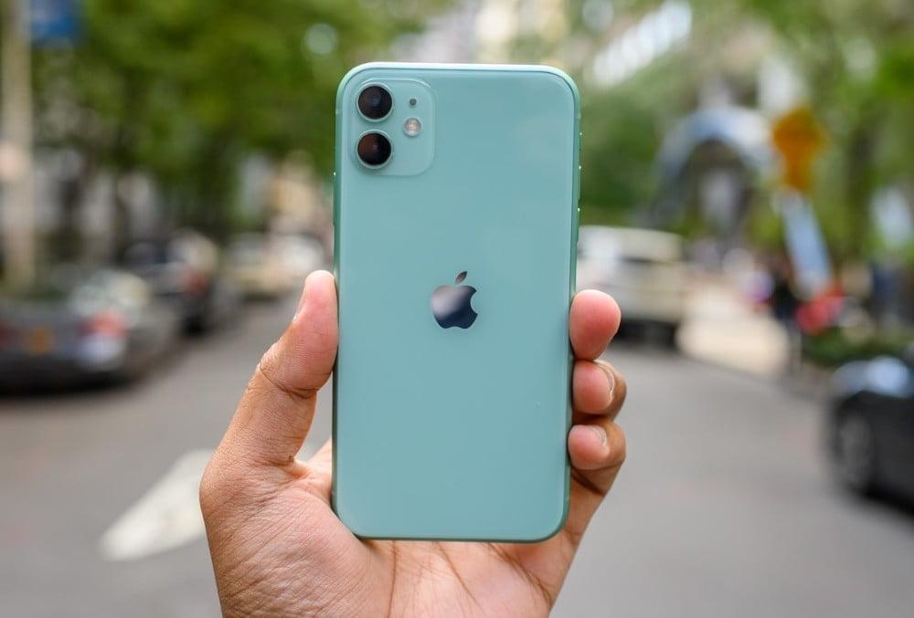 گوشی آیفون 11 اپل کشور چین مورد استقبال قرار گرفته است