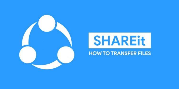 برنامه شریت - SHAREit بهترین ابزار برای انتقال فایل های شما   چیکاو