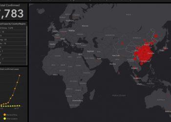 مشاهده آنلاین آمار رسمی کرونا | رسانه چیکاو