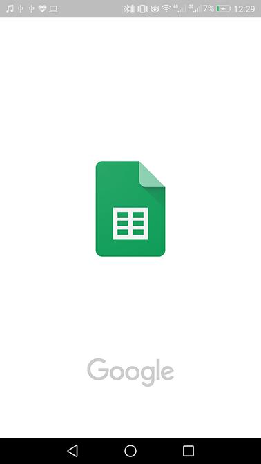 برنامه گوگل شیت (Google Sheet)؛ مدیریت اطلاعات در اندروید | رسانه چیکاو