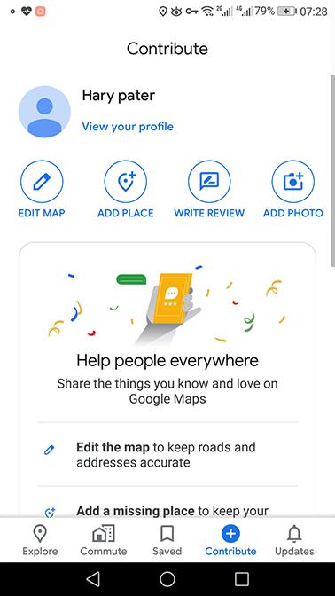 برنامه گوگل مپ | اپلیکیشن گوگل | رسانه چیکاو