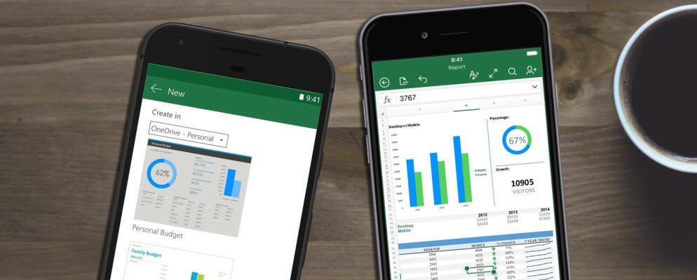 برنامه Microsoft Excel؛ اکسل قدرتمند مایکروسافت آفیس برای اندروید   رسانه چیکاو