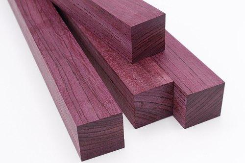 چوب ارغوانی Purple Heart