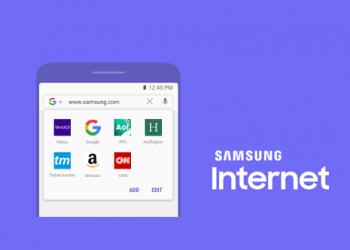 مرورگر اینترنت سامسونگ ؛ در حال سبقت از گوگل | رسانه چیکاو