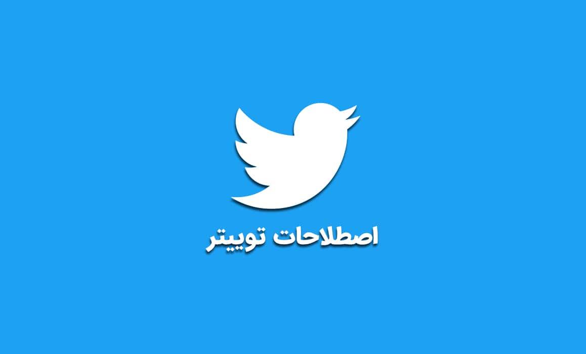 30 اصطلاح توییتر که حتما باید بدانید / آشنایی با معانی اصطلاحات رایج توییتر - چیکاو