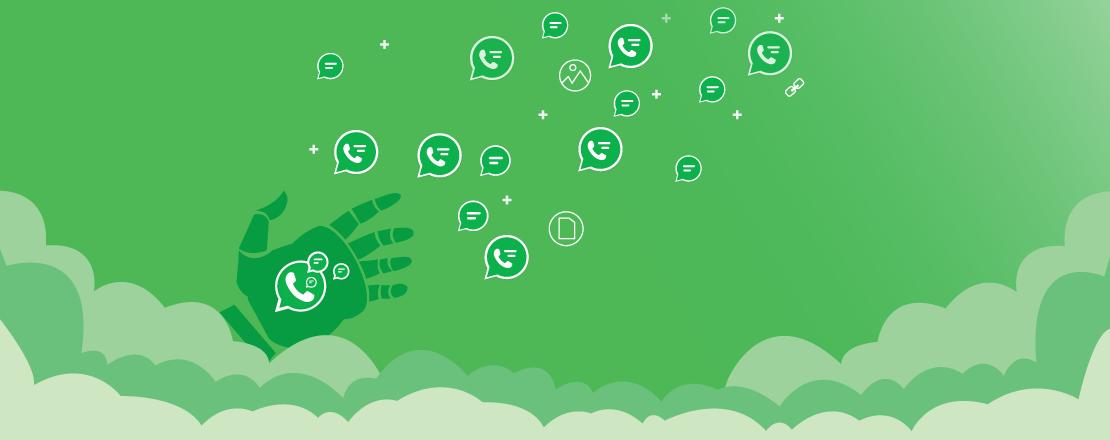تبلیغات و ارسال پیام گروهی در واتساپ | چیکاو
