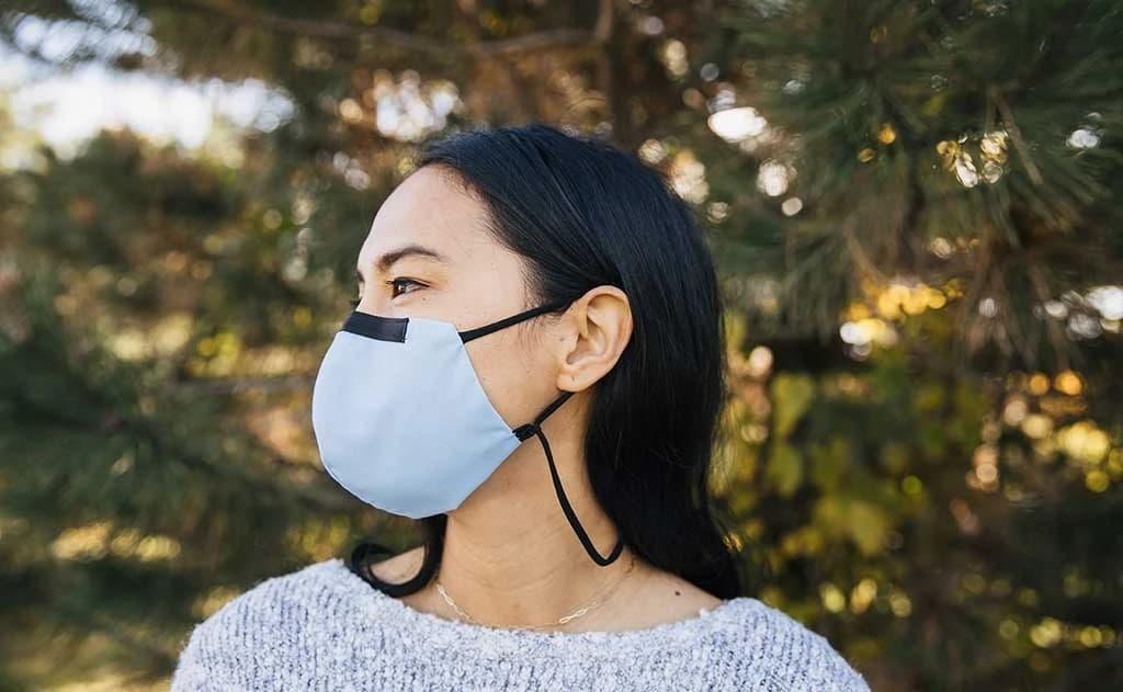 ماسک پارچه ای، اثر بخشی بهتری نسبت به سایر ماسک ها در مقابل کرونا دارد - چیکاو