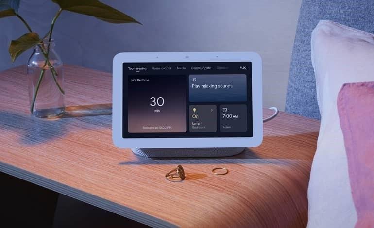 نسل دوم نمایشگر هوشمند Nest Hub - چیکاو