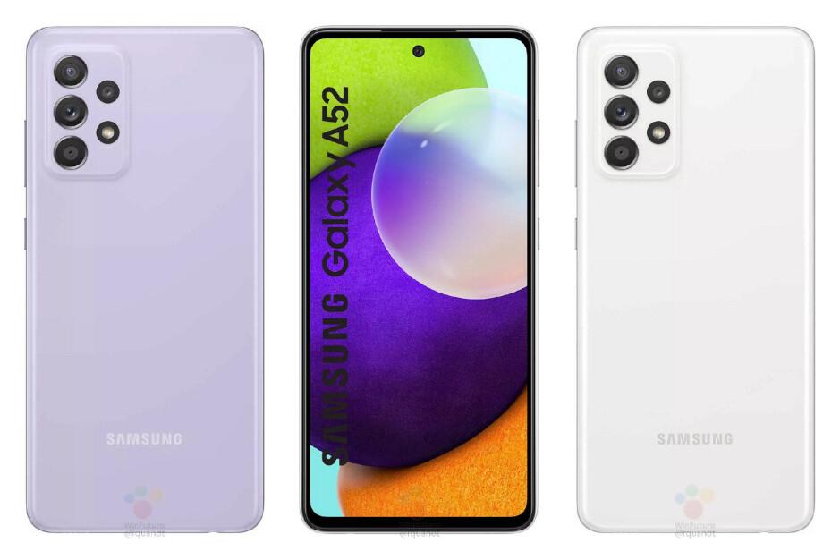مشخصات گوشی Galaxy A52 سامسونگ چونه خواهد بود؟ - چیکاو