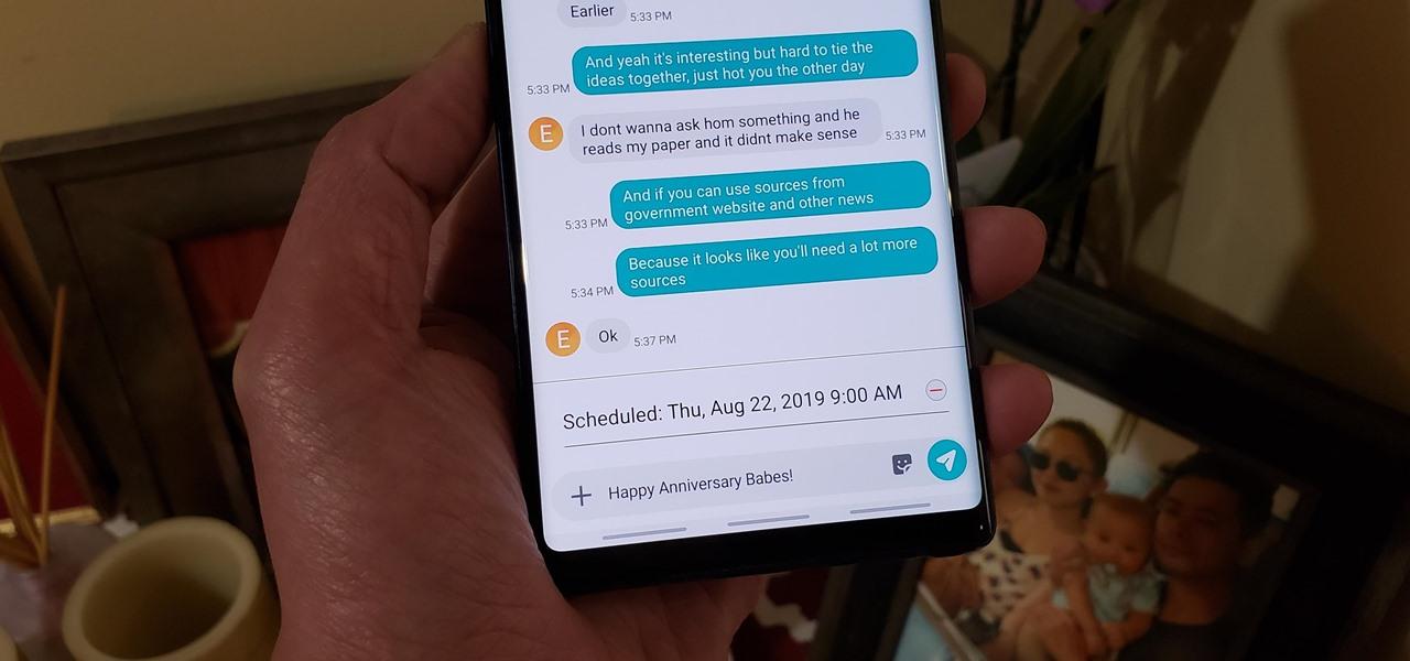 پیام رسان سامسونگ جایگزین مناسبی برای برنامه گوشی شما - چیکاو