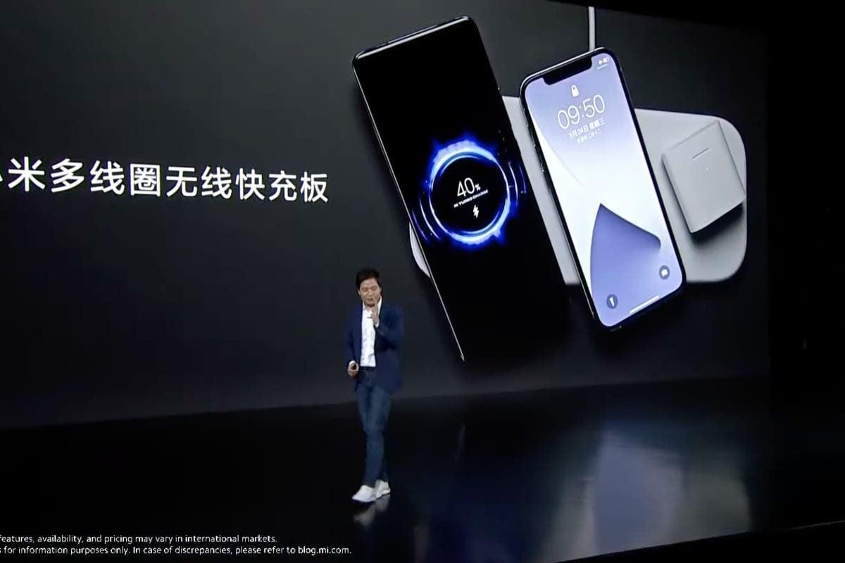 شیائومی کار ناتمام اپل را تمام کرد؛ شارژ بیسیم مشابه AIRPOWER - چیکاو