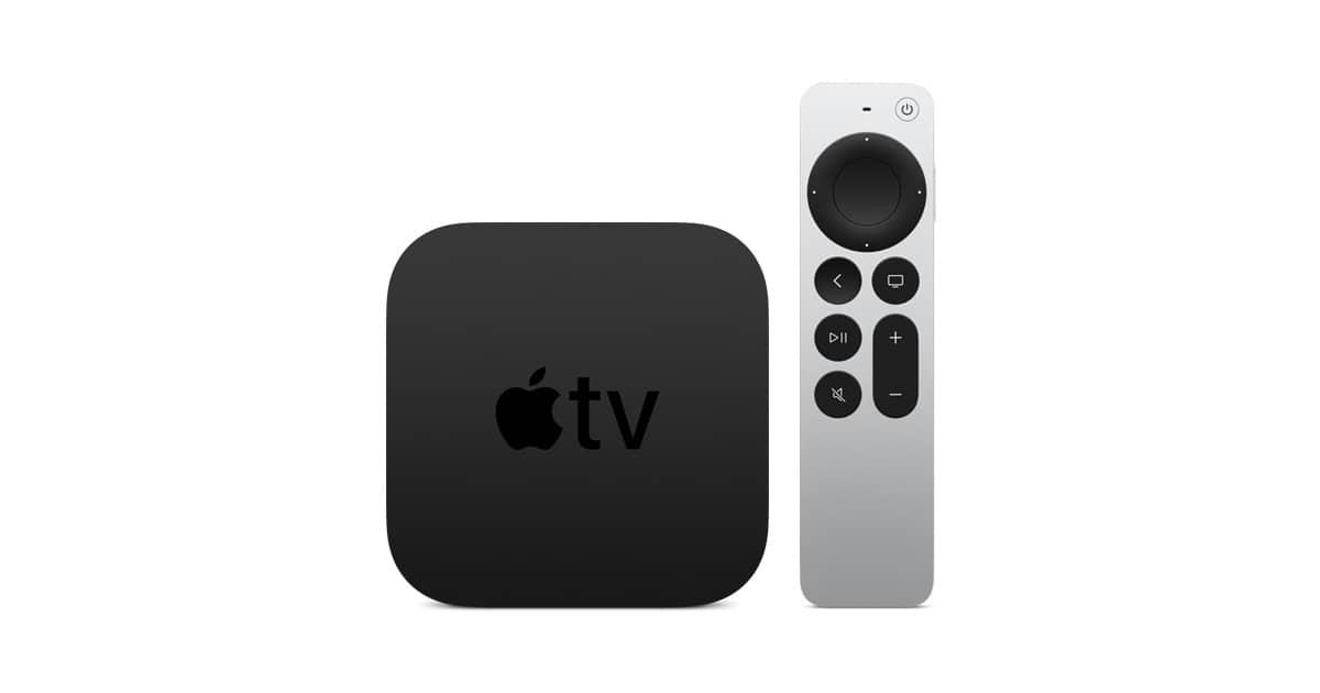 اپل TV 4k معرفی شد - چیکاو