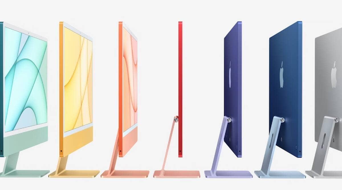 آی مک جدید اپل در رویداد Spring Loaded معرفی شد - چیکاو