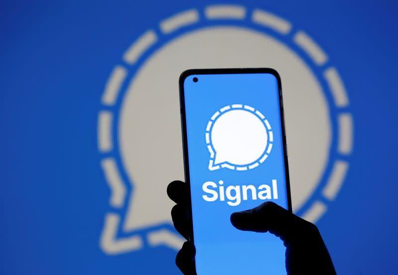 سیگنال به سرعت در حال رشد است؛ افزایش سریع میزان دانلود - چیکاو