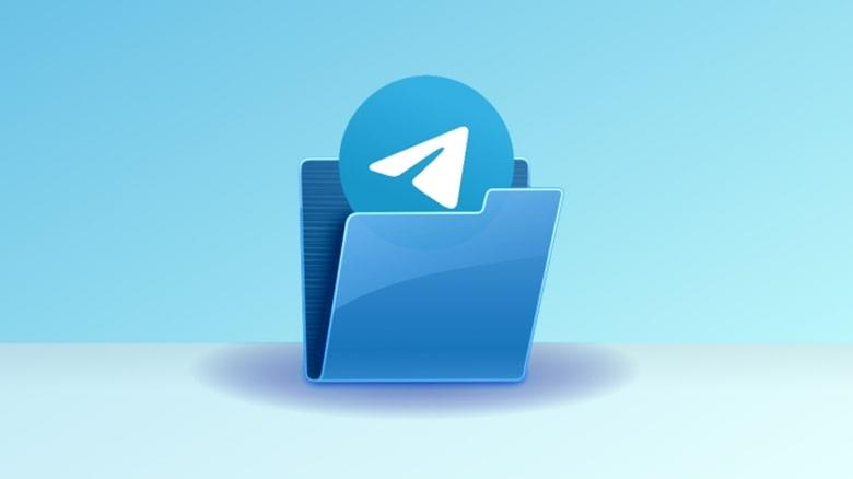دسته بندی چت های تلگرام - چیکاو