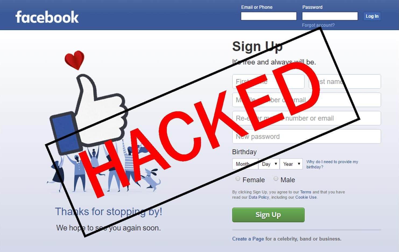 شبکه اجتماعی فیسبوک هک شد - چیکاو