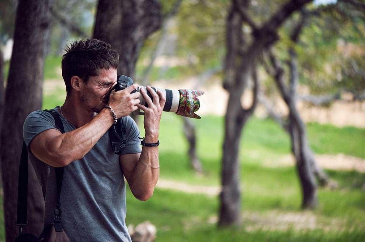 با دوربین عکاسی چقدر پول در میاد؟ - چیکاو