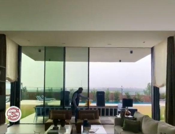 چگونه شیشه سکوریت ریلی و ثابت نصب کنیم؟ - چیکاو