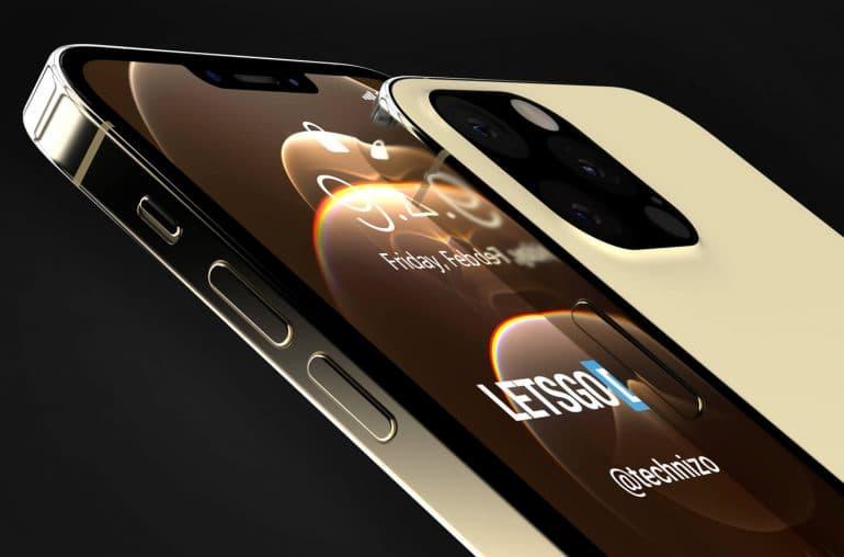 آیفون 13 مجهز به صفحه نمایش LTPO - چیکاو