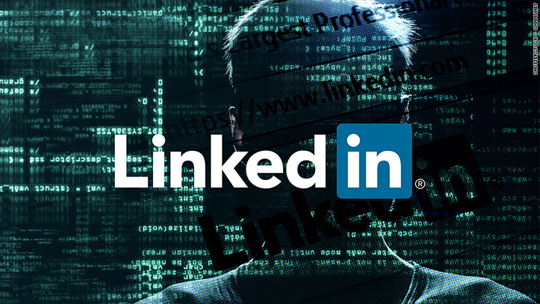 شبکه اجتماعی لینکدین هک شد - چیکاو