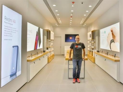 Mi Home به عنوان بهترین فروشگاه خرده فروشی گوشی های هوشمند در هند معرفی شد - چیکاو