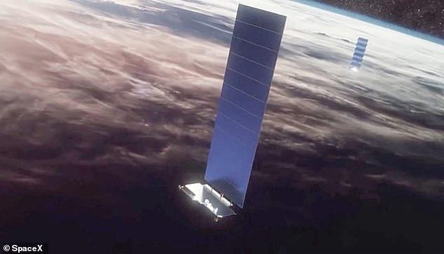 ماهواره های وان وب و اسپیسایکس در فاصله بسیار نزدیک و خطرناکی از یکدیگر قرار گرفتند - چیکاو