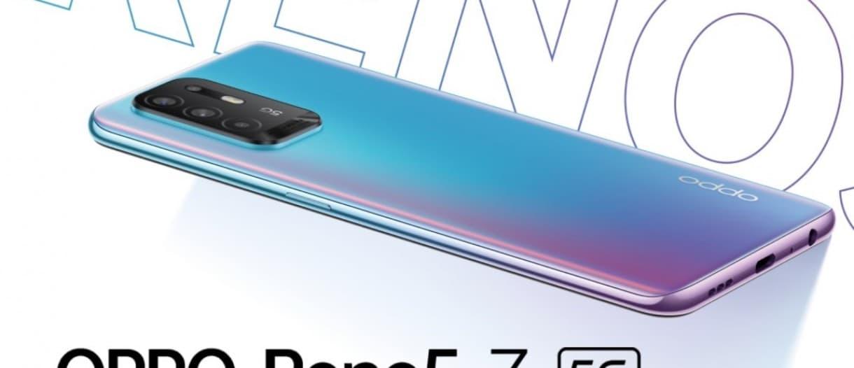 گوشی جدید اوپو با نام Reno5 Z به صورت رسمی معرفی شد - چیکاو