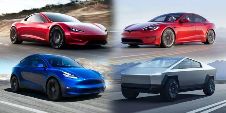 فروش خودرو های تسلا به سرعت رو به افزایش است - چیکاو