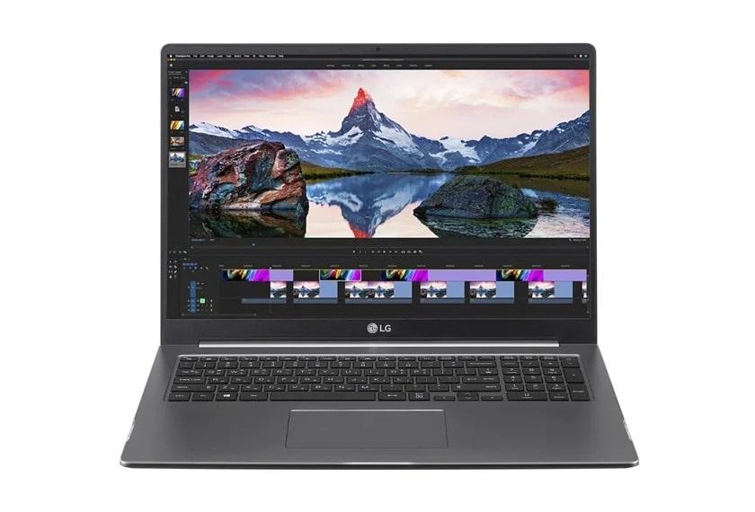 لپ تاپ ال جی Ultra Gear 17 با عملکرد بالا رسما معرفی شد - چیکاو