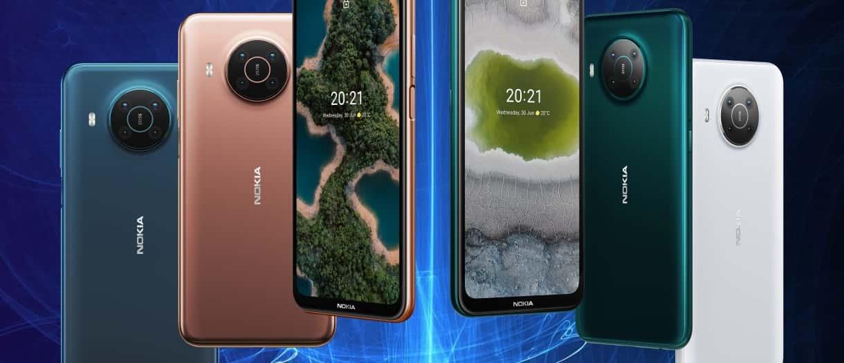 گوشی های جدید نوکیا X10 و نوکیا X20 به طور رسمی رونمایی شدند - چیکاو