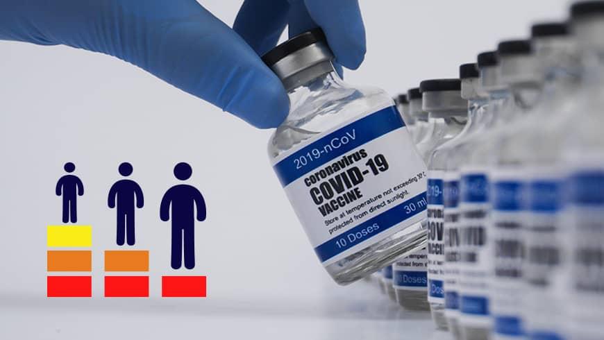 با متخلفان تزریق خارج از اولویت واکسن کرونا برخورد خواهد شد - چیکاو