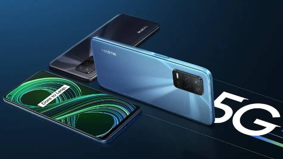گوشی Realme 8 با پشتیبانی از فناوری 5G معرفی شد - چیکاو