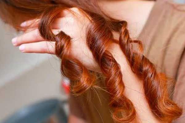 فر کردن مو در خانه با چند روش ساده + تصاویر - چیکاو