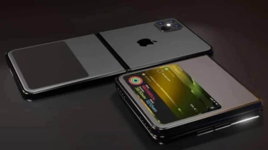 گوشی آیفون تاشدنی 8 اینچی اپل تا پایان سال 2023 میلادی ارائه می شود - چیکاو